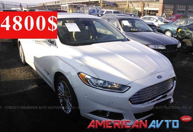 Купить Ford Fusion в США