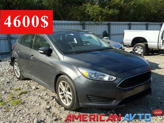 Купить Ford Focus в США