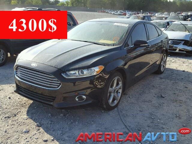 Купить Ford Fusion в США. Ford Fusion из Америки в Украину. (2)