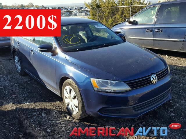 Купить Volkswagen Jetta 2012 года в США
