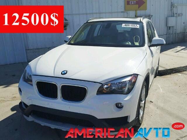 Купить BMW X1 в США