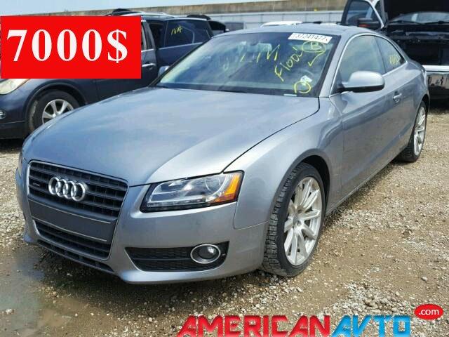 Купить AUDI A5 2011 года в США