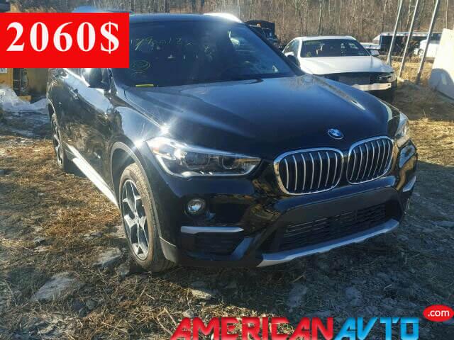 Купить BMW X1 2016 года в США.
