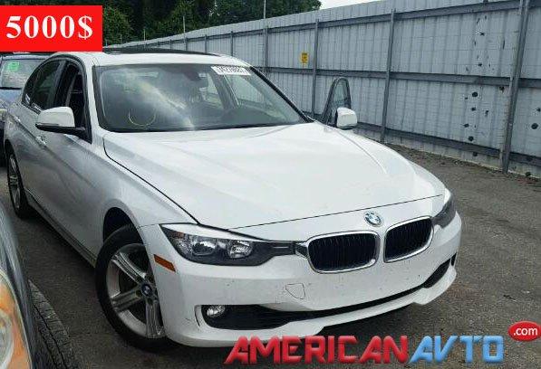 Купить BMW 328i в США.