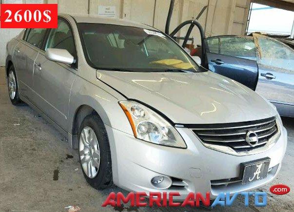 Купить Nissan Altima Bas в США