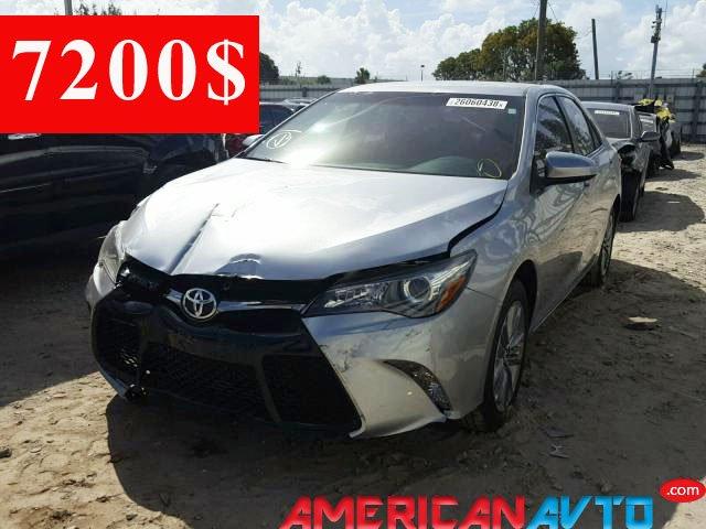 Купить Тойота Кэмри из США
