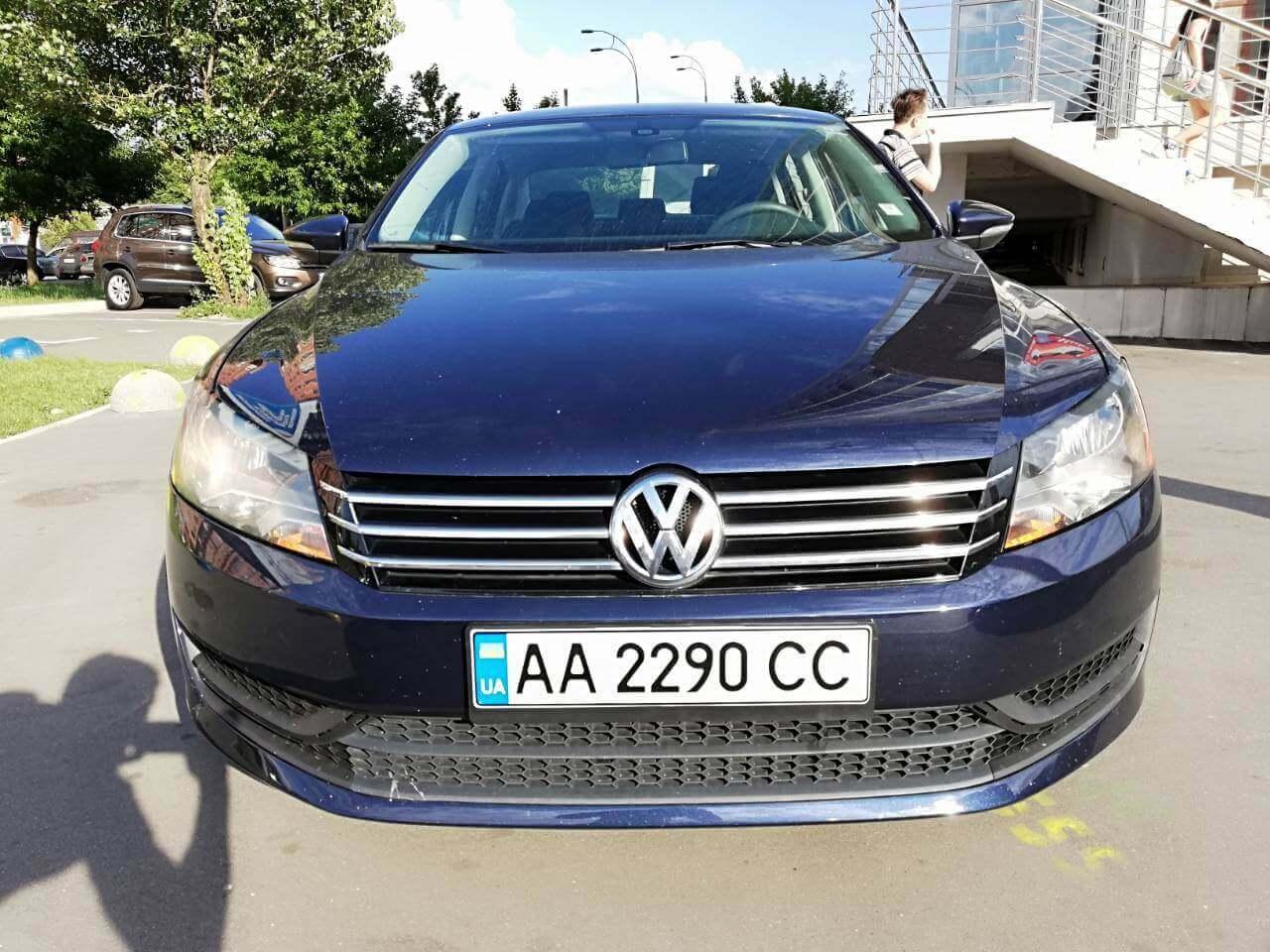 Купить Volkswagen Passat