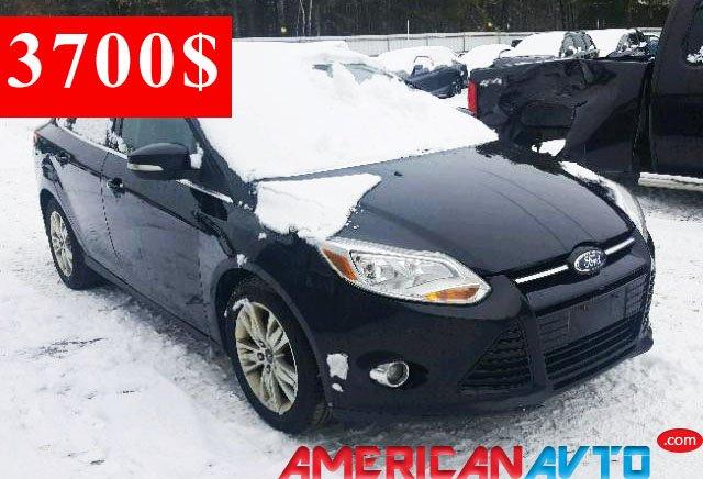 Купить Ford Focus в США. Ford Focus из Америки в Украину.