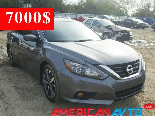 Купить Nissan Altima в США. Nissan Altima из Америки в Украину..