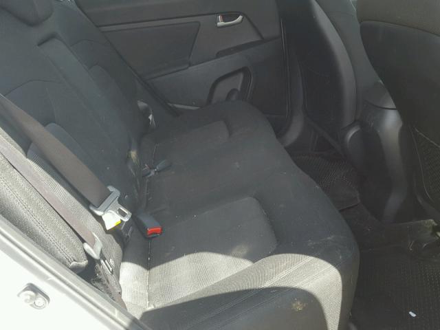 Купить Kia Sportage в США