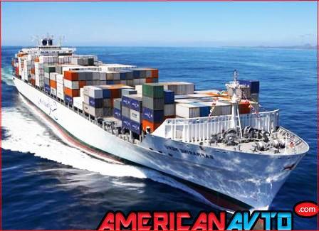 Отследить контейнер из США через Cargoloop контейнеров Maers и Zim