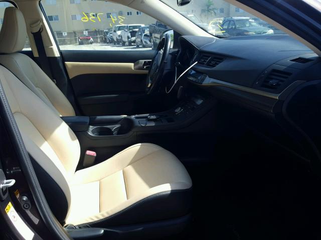 Купить Lexus CT200 2015 в США