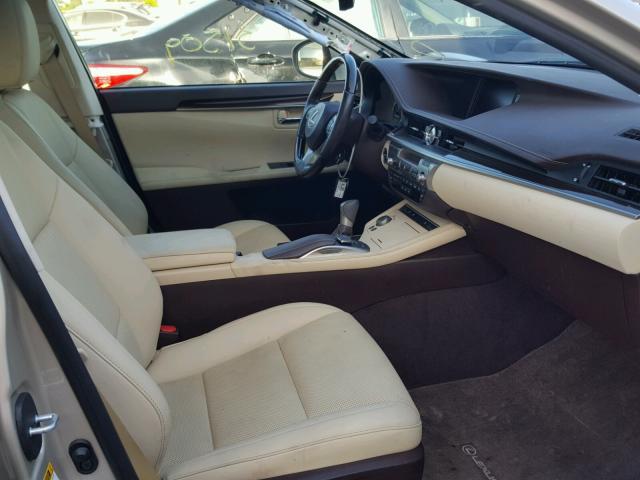 Купить Lexus ES 300 2016 в США