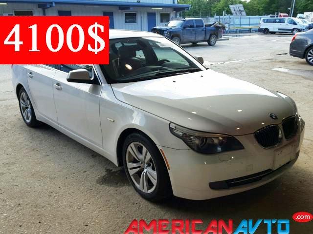 Купить BMW 528 I 2010 года в США