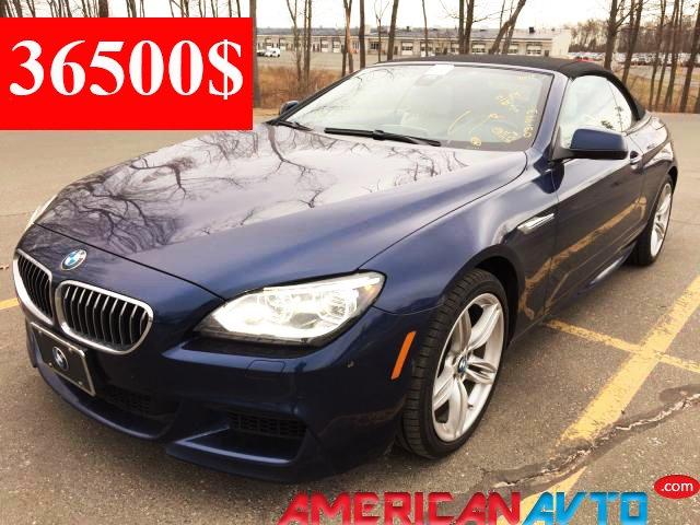 Купить BMW 640 XI 2015 года в США