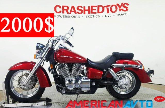 Купить мотоцикл Хонда из США в Украину
