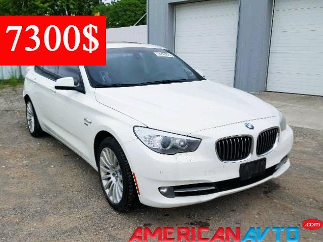 Купить BMW 535 XIGT 2011 года в США