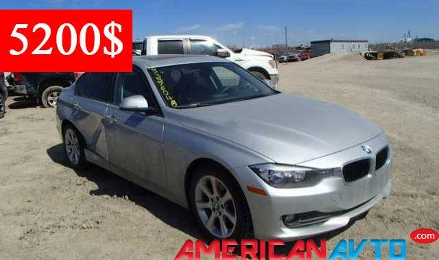 Купить BMW 320 I 2012 года в США