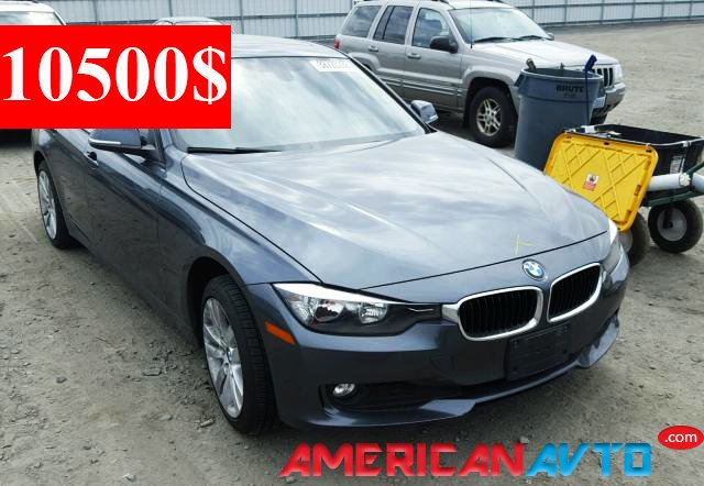 Купить BMW 320 I 2013 года в США