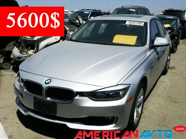Купить BMW 328 XI SULEV 2013 года в США