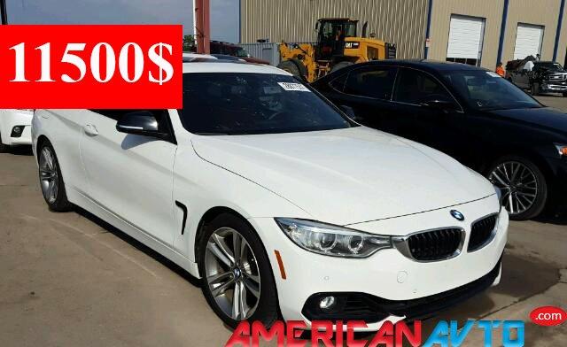 Купить BMW 428 I 2014 года в США