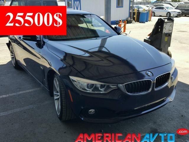 Купить BMW 430I 2018 года в США