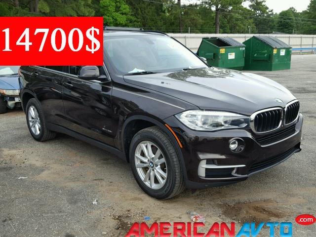 Купить BMW X5 SDRIVE35I 2014 года в США