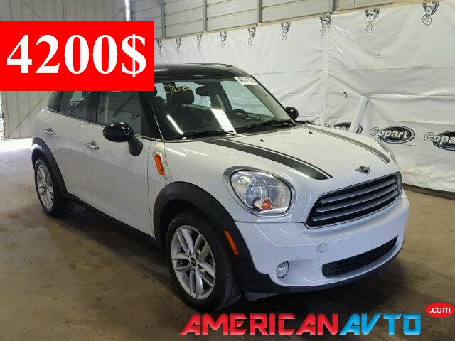 Купить MINI COOPER COUNTRYMAN 2012 года в США