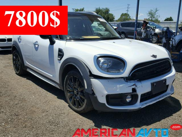 Купить MINI COOPER COUNTRYMAN 2017 года в США