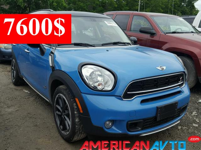Купить MINI COOPER S COUNTRYMAN 2016 года в США
