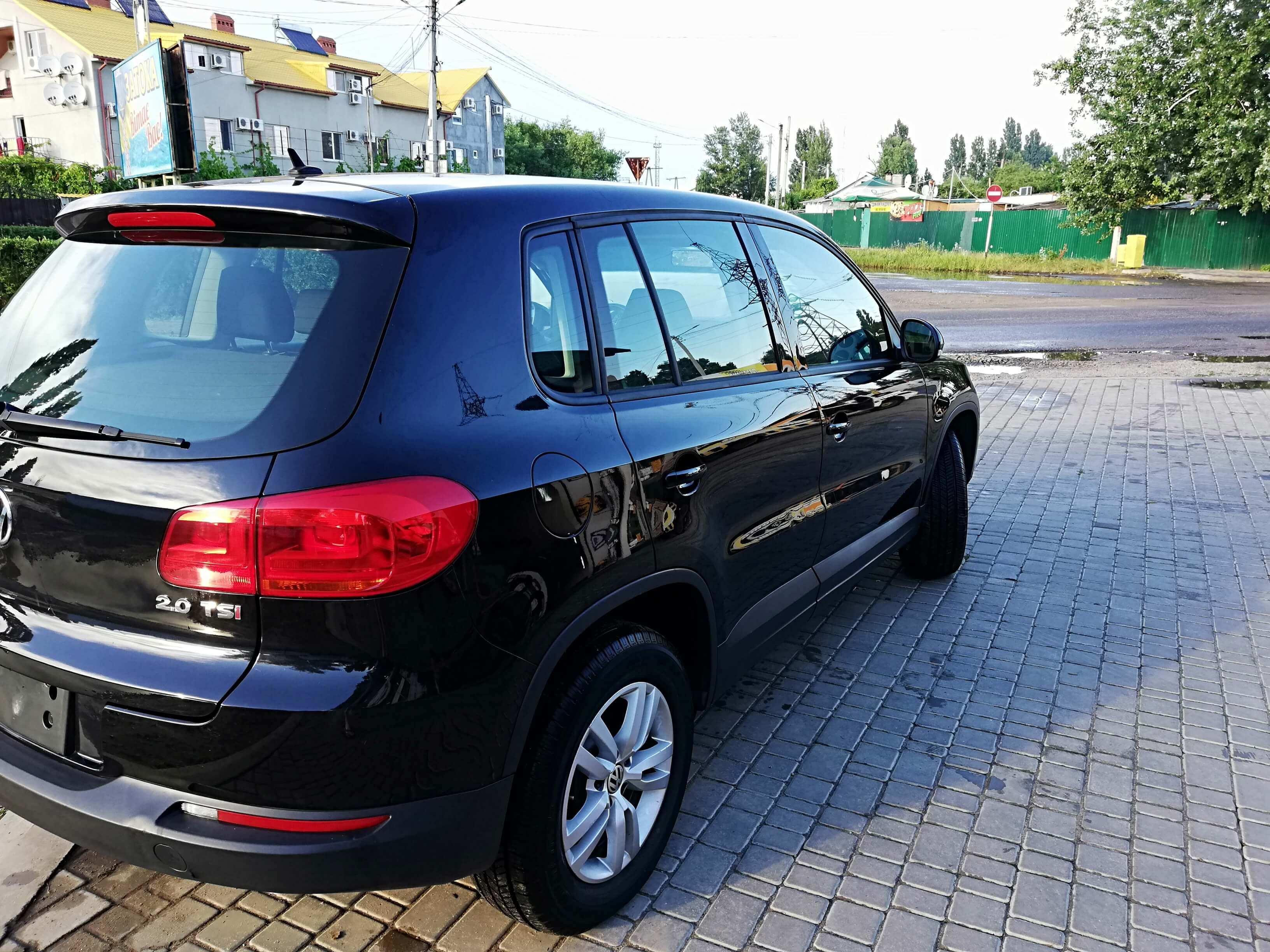 Volkswagen Tiguan купить бу