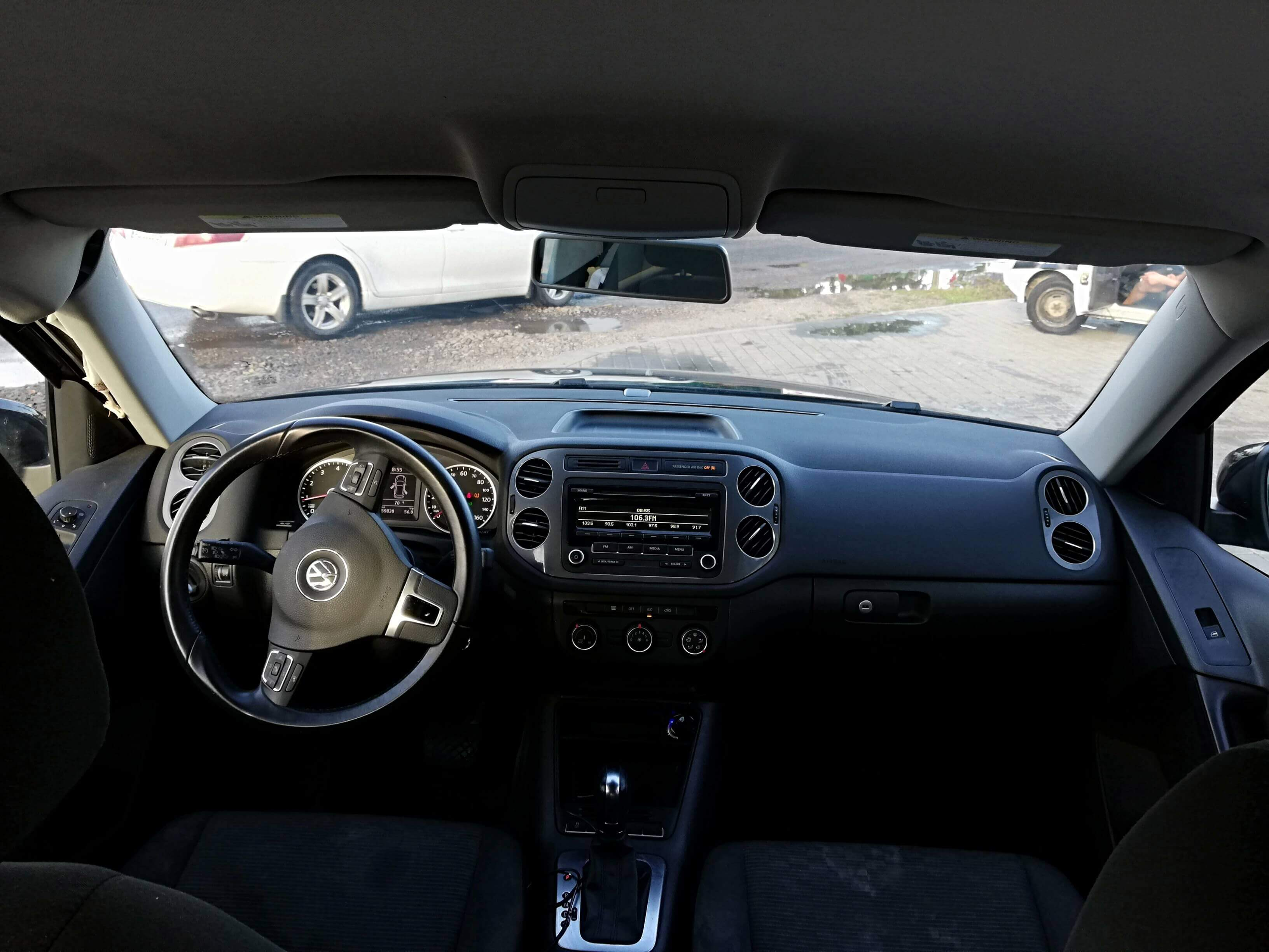 Volkswagen Tiguan купить бу в Украине