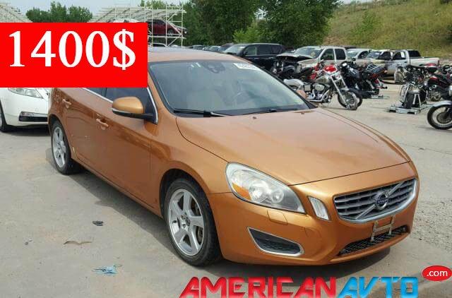 Купить VOLVO S60 T5 2012 года в США