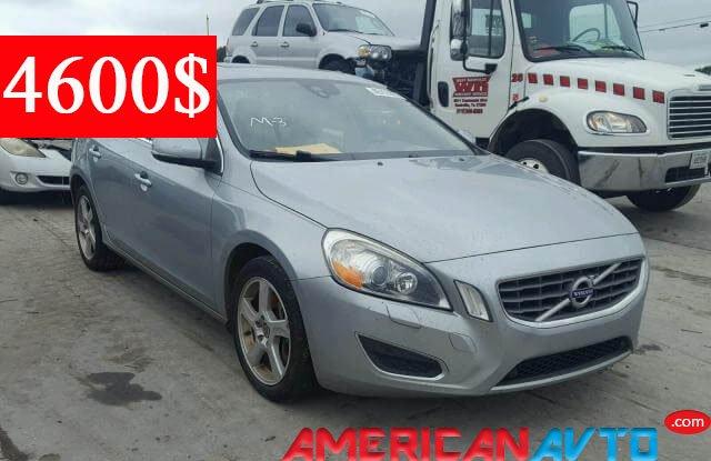 Купить VOLVO S60 T5 2013 года в США