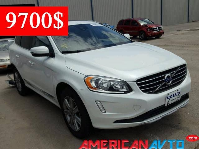 Купить VOLVO XC60 T5 2017 года в США