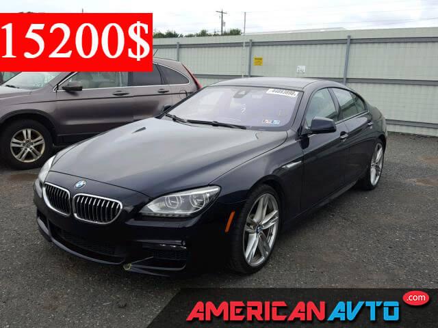 Купить BMW 640 I 2014 года в США