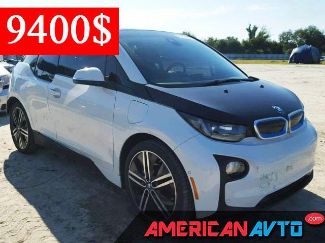 Купить BMW I3 REX 2014 года в США
