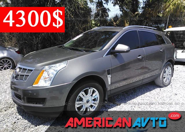 Купить CADILLAC SRX LUXURY COLLECTION 2011 года в США за 4300$