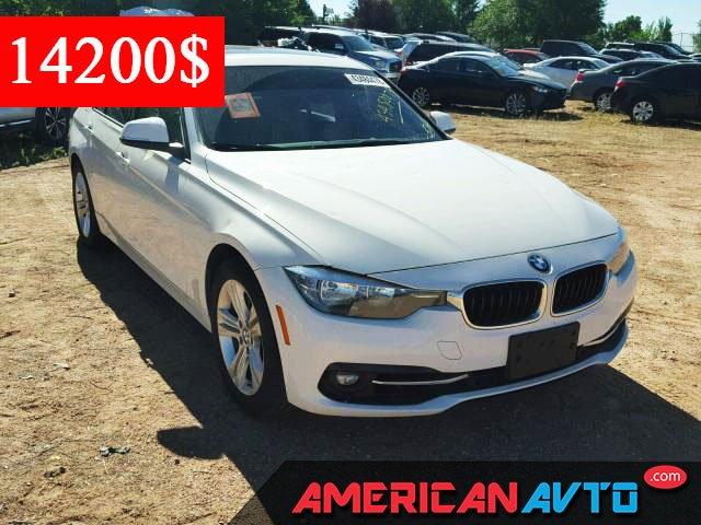 Купить BMW 328 I SULEV 2016 года из сша