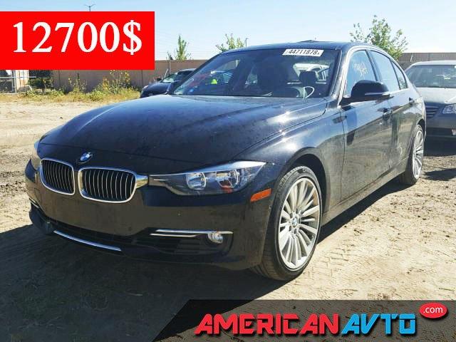 Купить BMW 328 XI 2013 года из сша