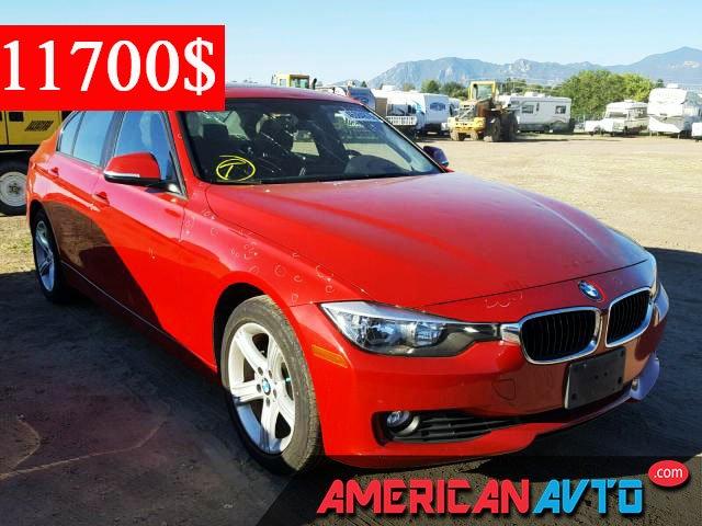 Купить BMW 328 XI 2014 года изи США