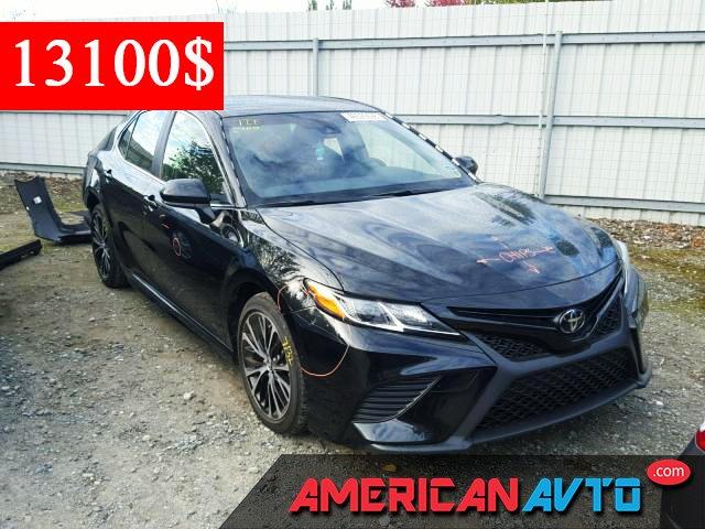Купить авто TOYOTA CAMRY L 2018 13100 из США в Украину