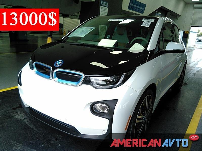 Купить BMW 2014 года в США