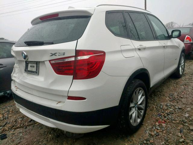 BMW X3 XDRIVE 28I 2013 USA Americanavto