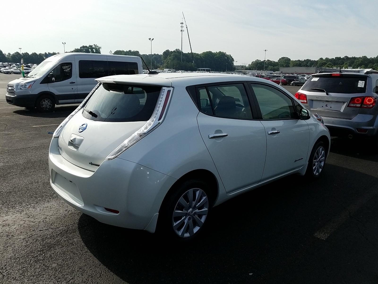 Nissan LEAF S ELECTRIC S 2016 USA Americanavto