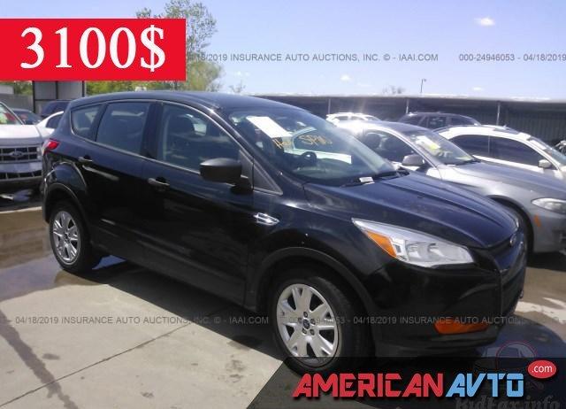 Купить Ford Escape 2013 года в США