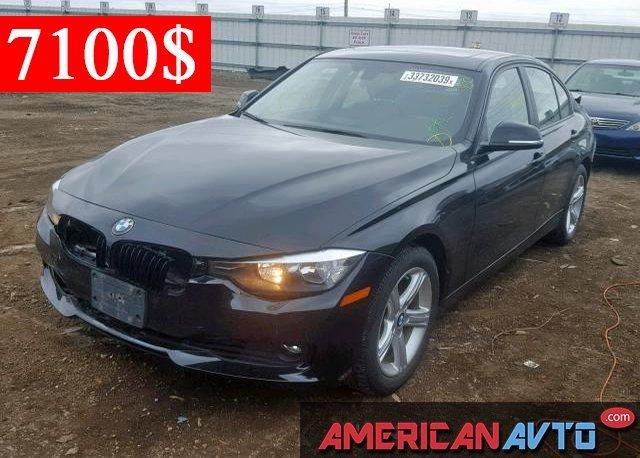 Купить BMW 328 XI 2013 года в США