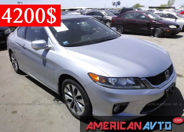 Купить HONDA ACCORD EXL 2013 года в США
