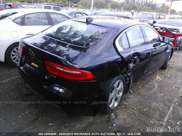 Jaguar Xe 2017 USA Americanavto