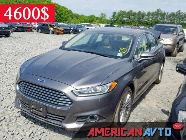 Купить Ford Fusion 2014 года в США